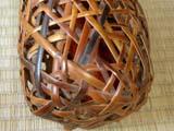 煤竹 繭籠