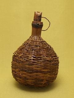 煤竹 虫籠