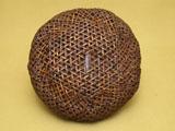 石畳編 炭斗 底