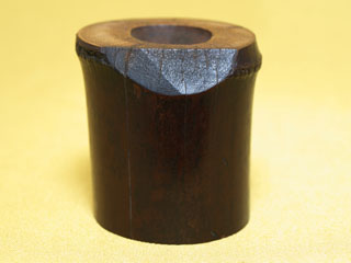 煤竹蓋置 風炉用