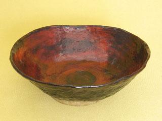 網代 平茶碗