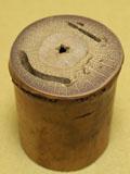 煤竹蓋置 風炉用 上部